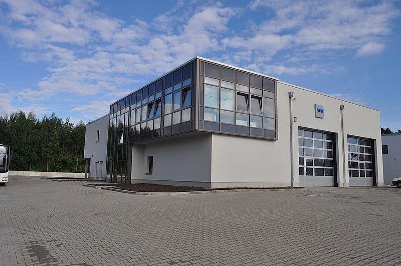 Neubau Betriebshof Salzgitter