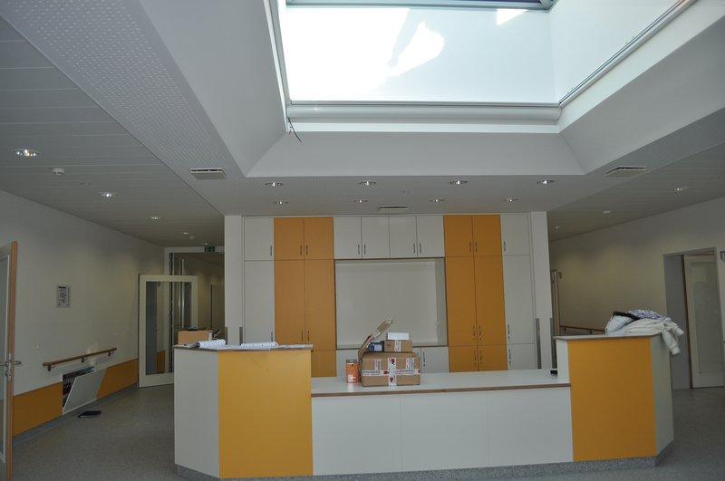 Neubau des Dialysezentrums Lutherstadt Eisleben