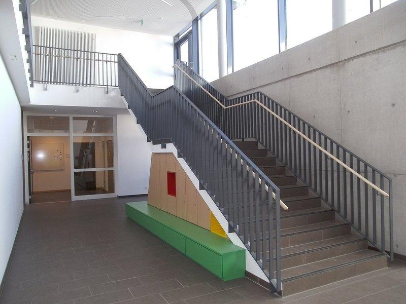 Neubau Carl-Zuckmayer-Grundschule Nackenheim