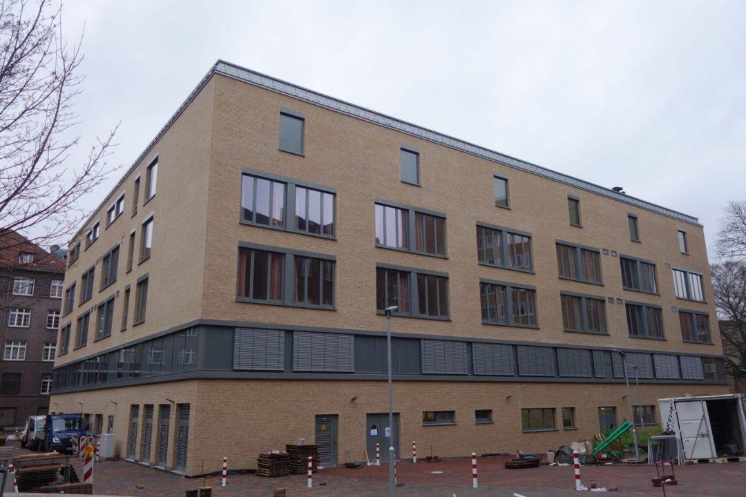 Umbau und Erweiterung Henriettenstift Krankenhaus Hannover