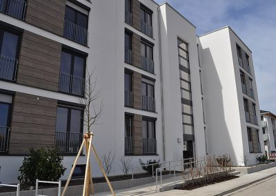 Wohnbebauung Karlsfeld  Haus WA 8a+WA 8b