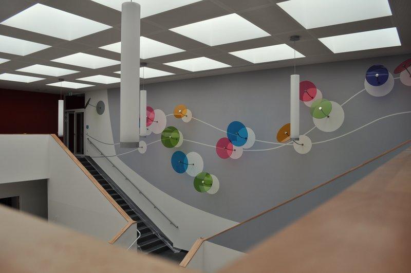 Neubau einer Ganztagsschule in Kirchberg