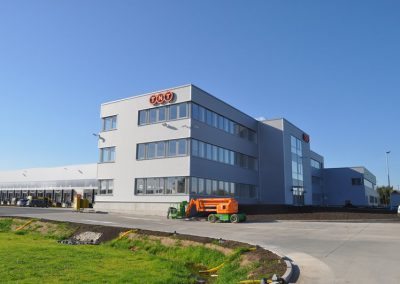 TNT Express Holdings Germany GmbH : Neubau Road Transit HUB Hannover