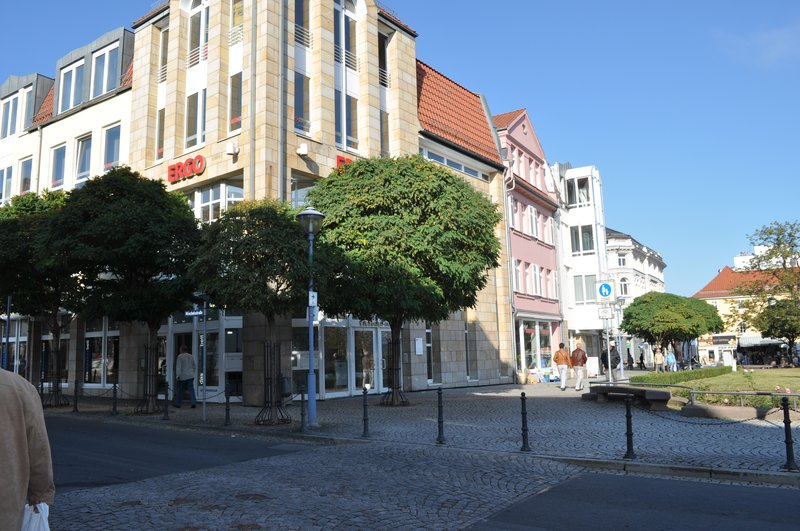 Fassade Mönchelstraße Gotha:  Umgestaltung der Fassade