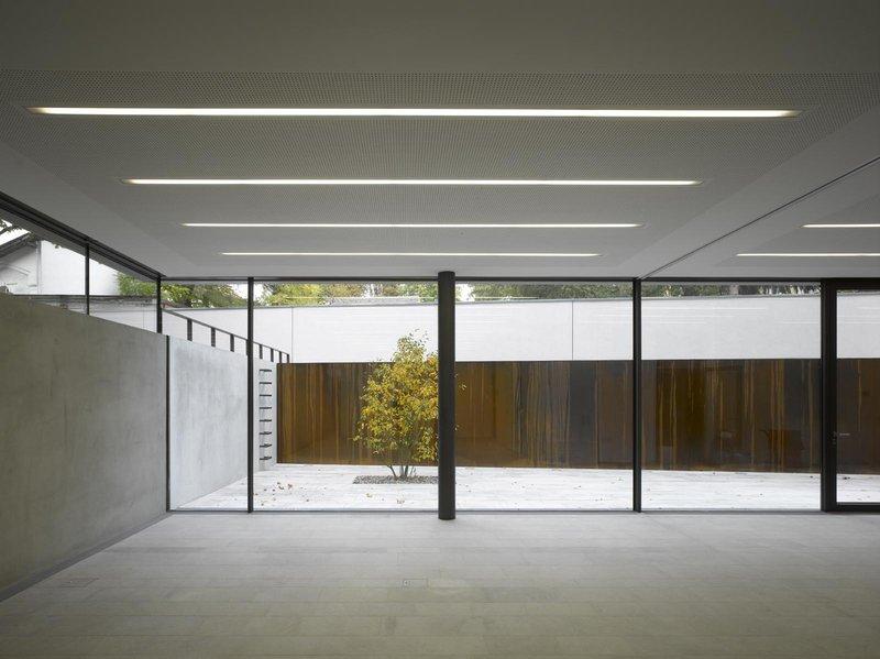 UG Neubau: Konferenzraum