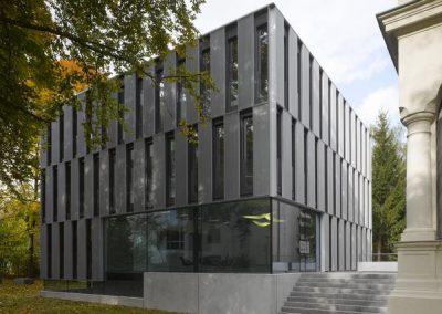 LFA München:  Neubau eines Bürogebäudes