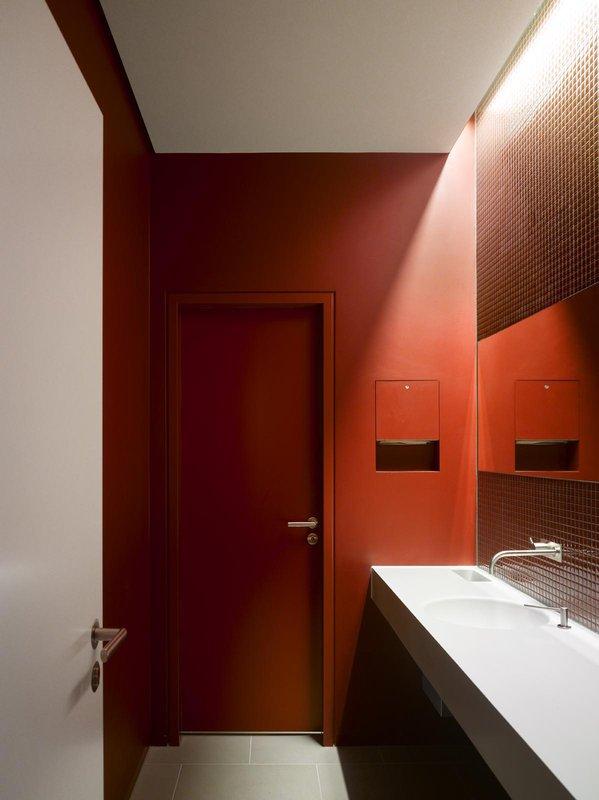 1.OG Altbau: Toilette