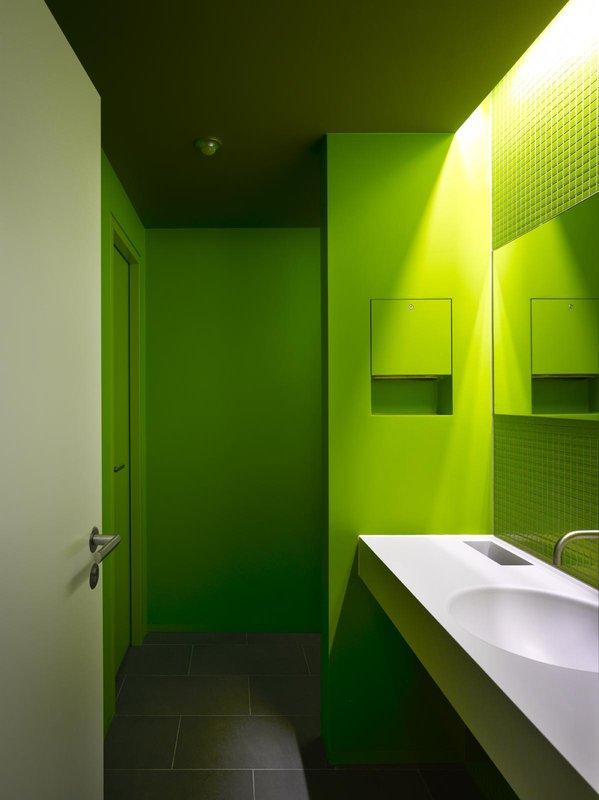 1.OG Neubau: Toilette