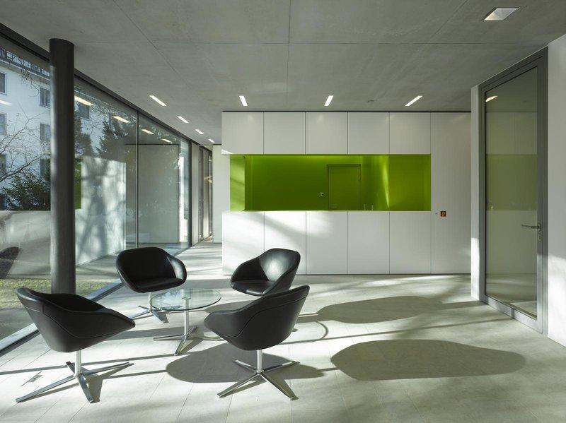 EG: Neubau Foyer