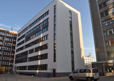 Neubau Bürogebäude TÜV Nord Hamburg